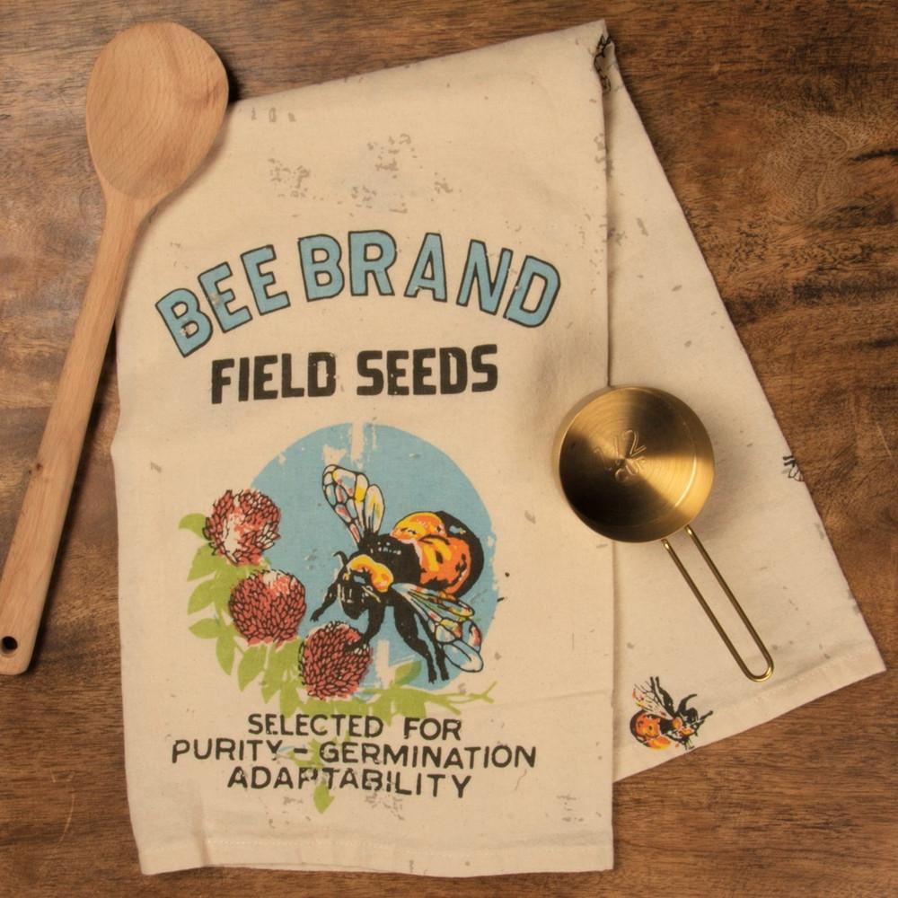 Dish Towel - Bee Brand Field Seeds