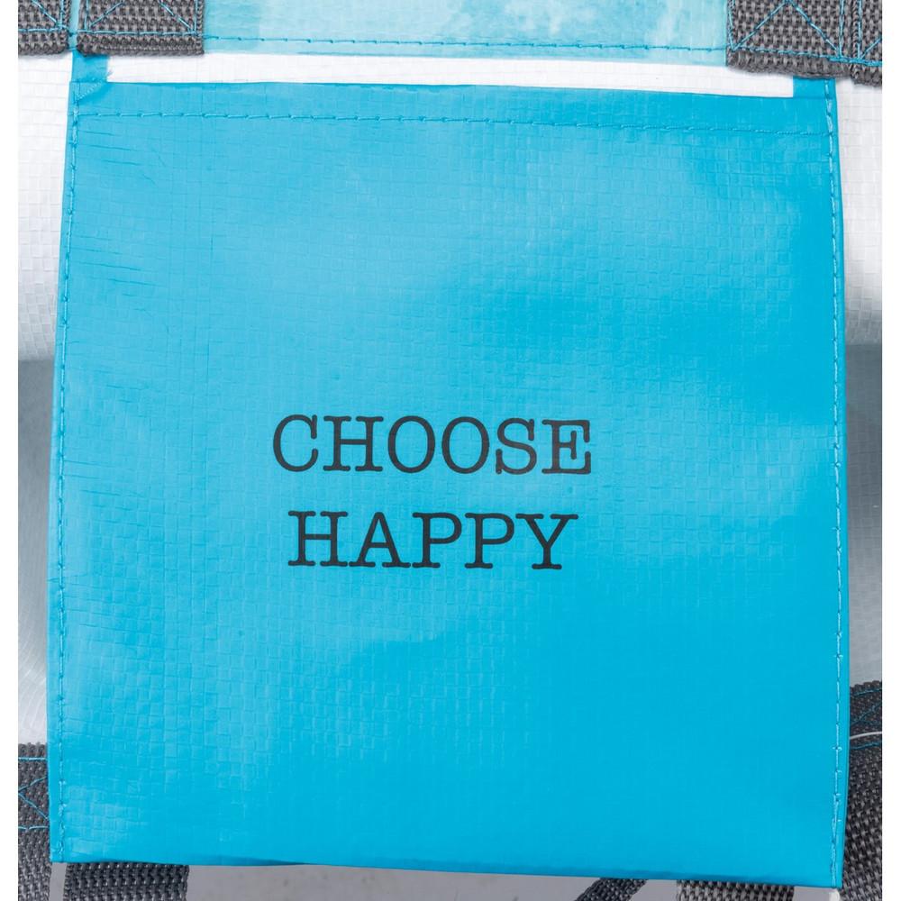 Market Tote - Choose Happy