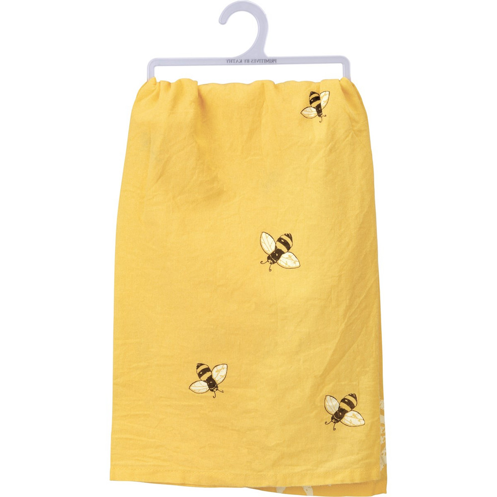 Dish Towel - Create A Buzz
