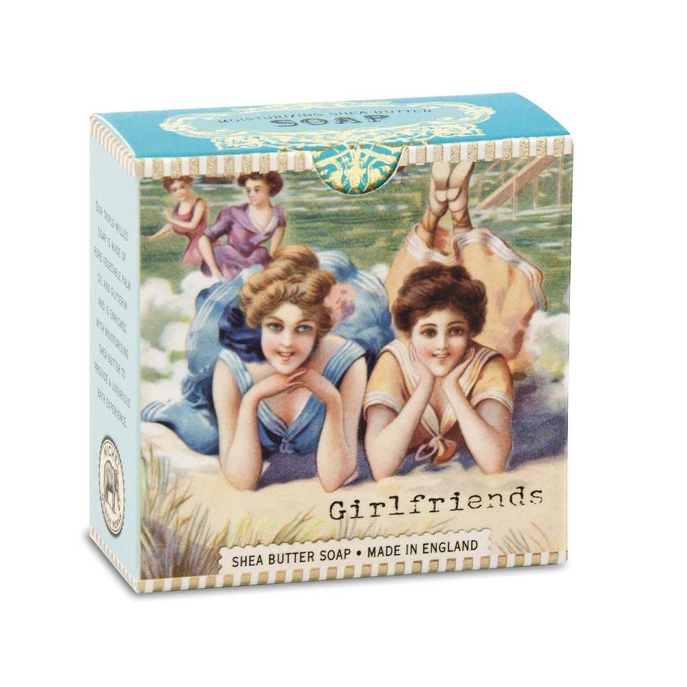 Girlfriends A Little Soap