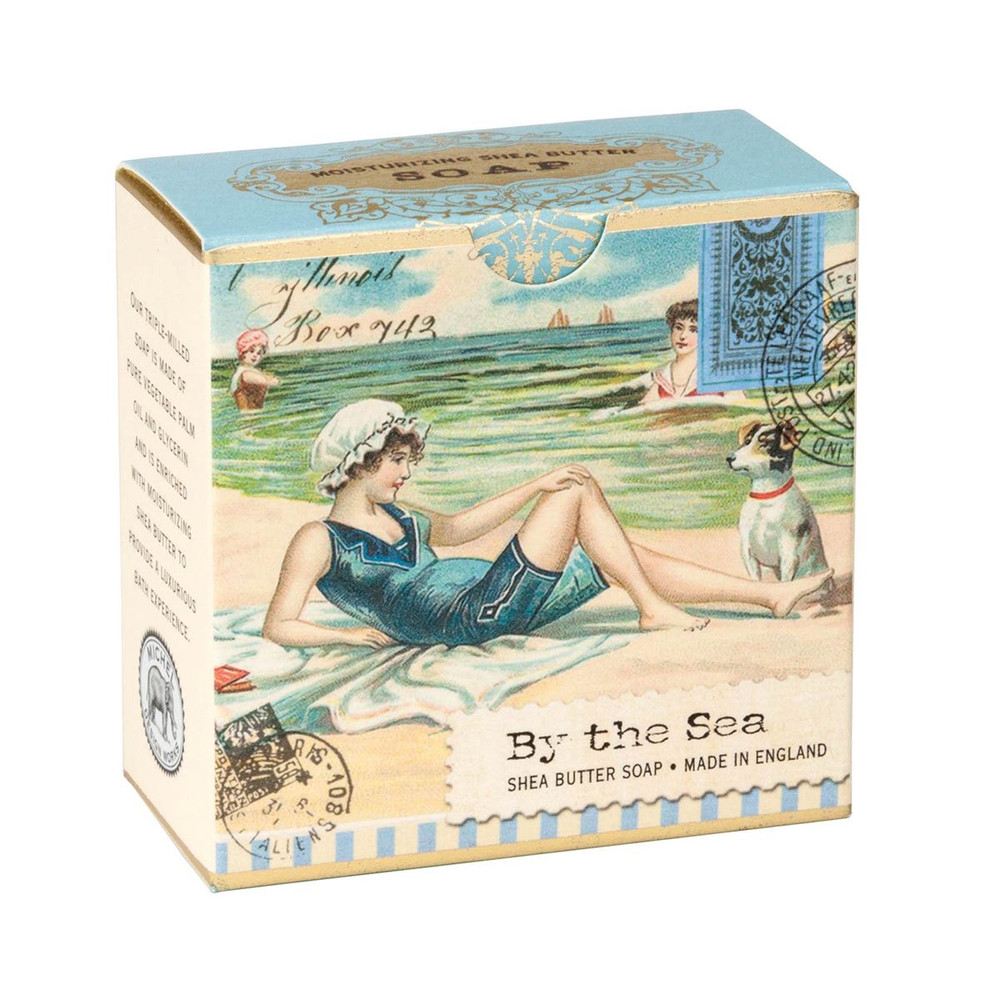 By the Sea A Little Soap