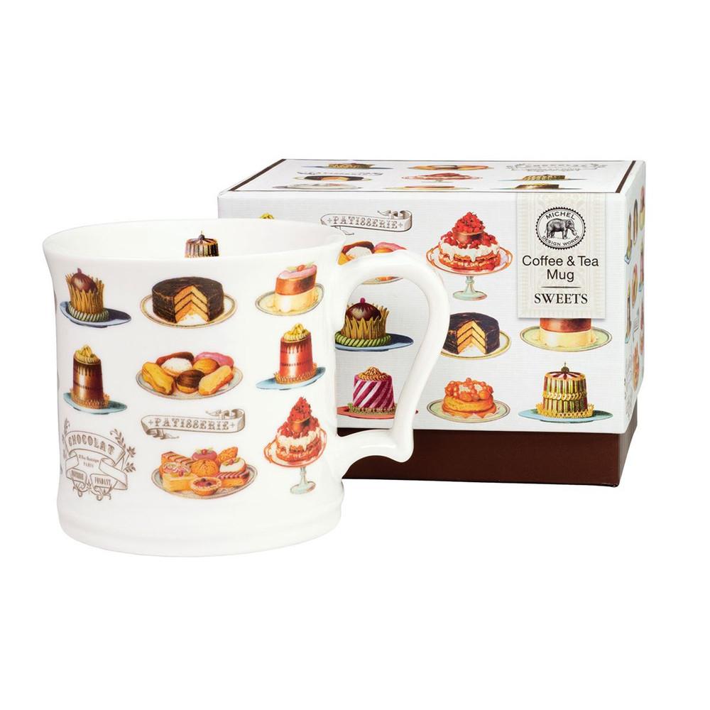 Coffee & Tea Mug - Sweets