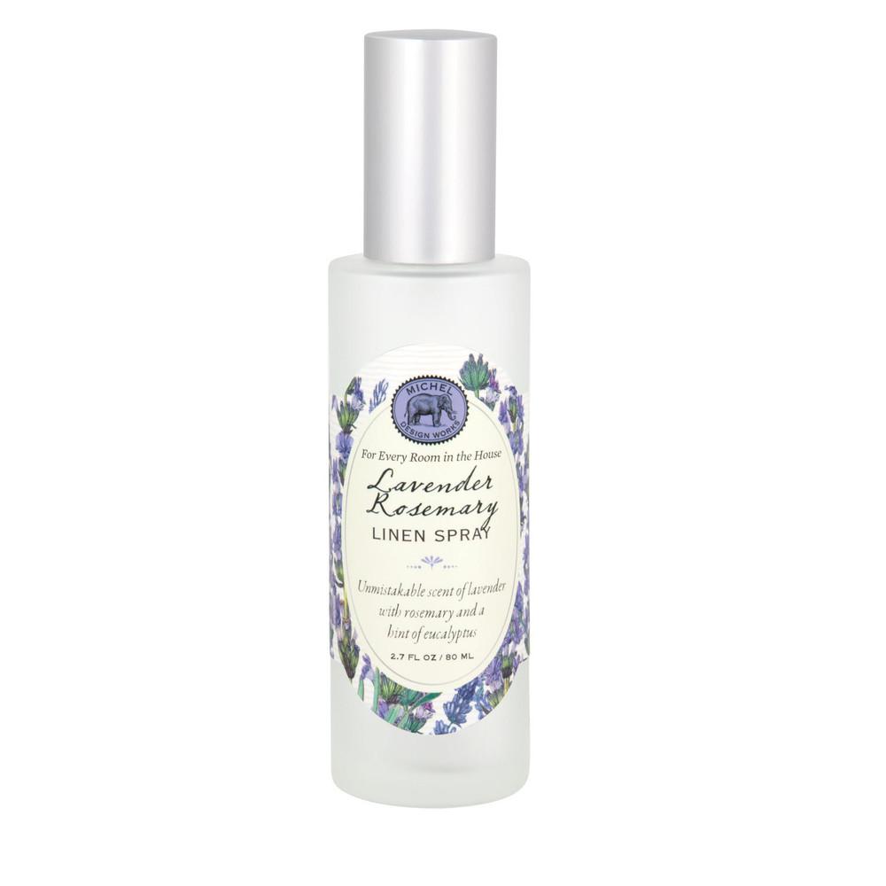 Lavender Rosemary Linen Spray