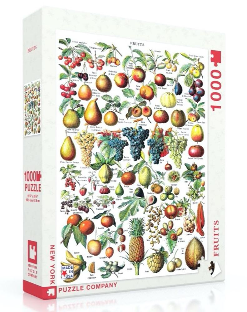 Fruits Jigsaw Puzzle 1000 Piece
