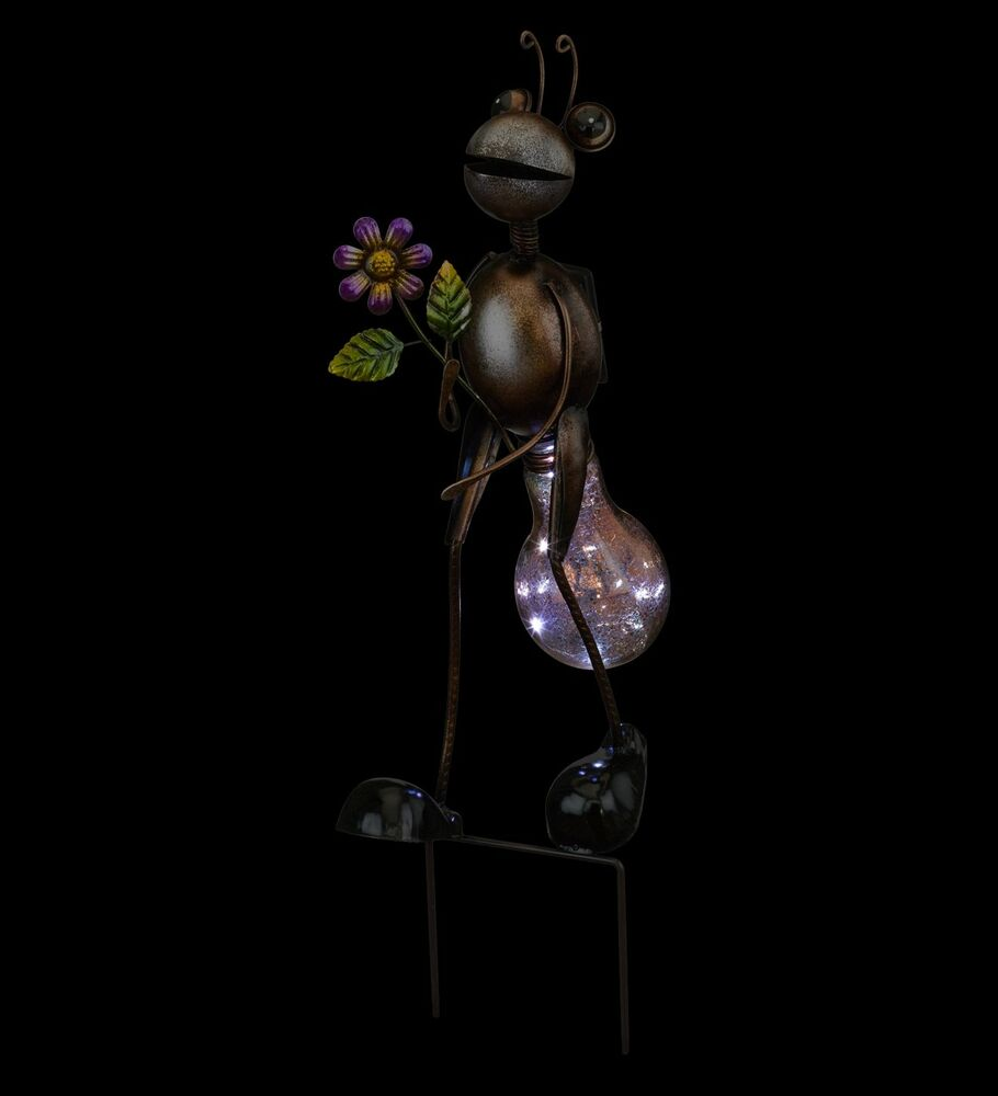 Bug Solar Stake - Ant
