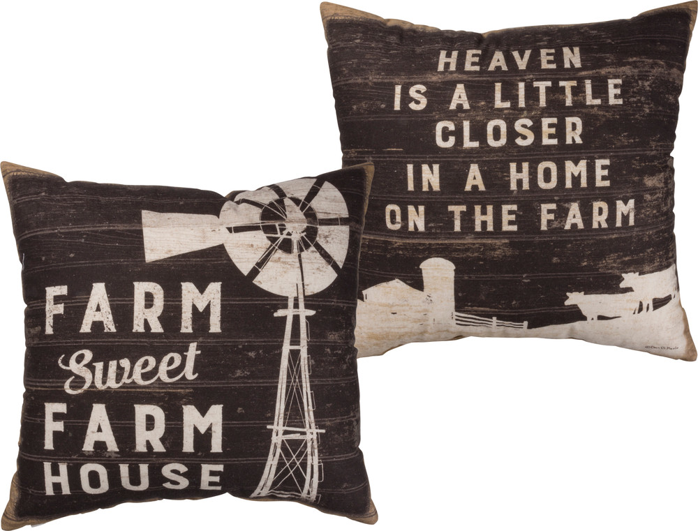 Pillow - Sweet Farm House