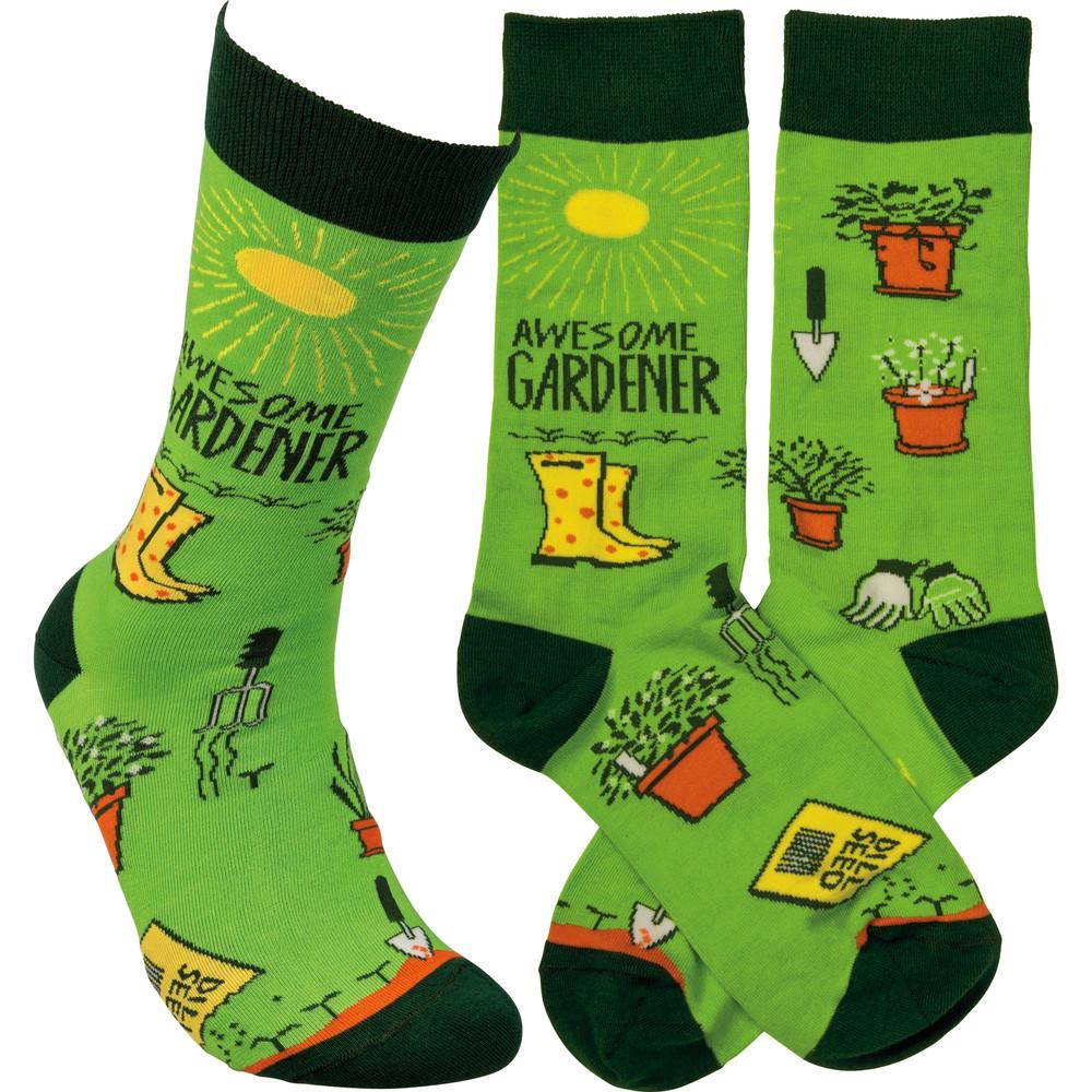Socks - Awesome Gardener