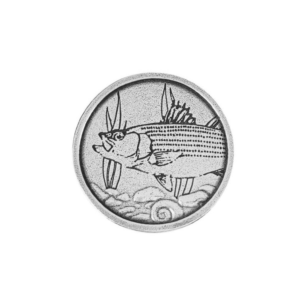Heads & Fish Tails Pocket Coin