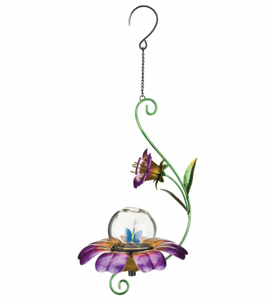 Twinkle Solar Hanging - Butterfly