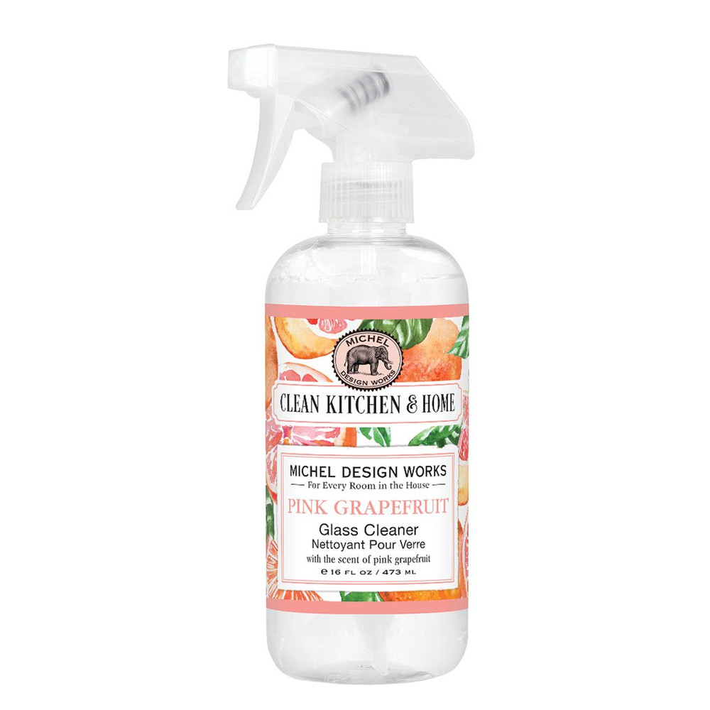 Pink Grapefruit Glass Cleaner