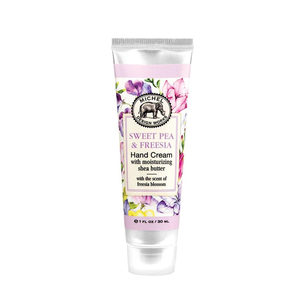 Sweet Pea Freesia Hand Cream