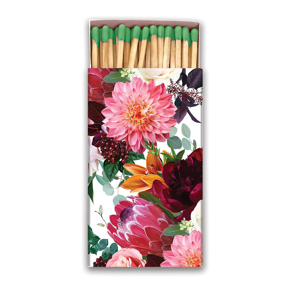 Sweet Floral Melody Matchbox