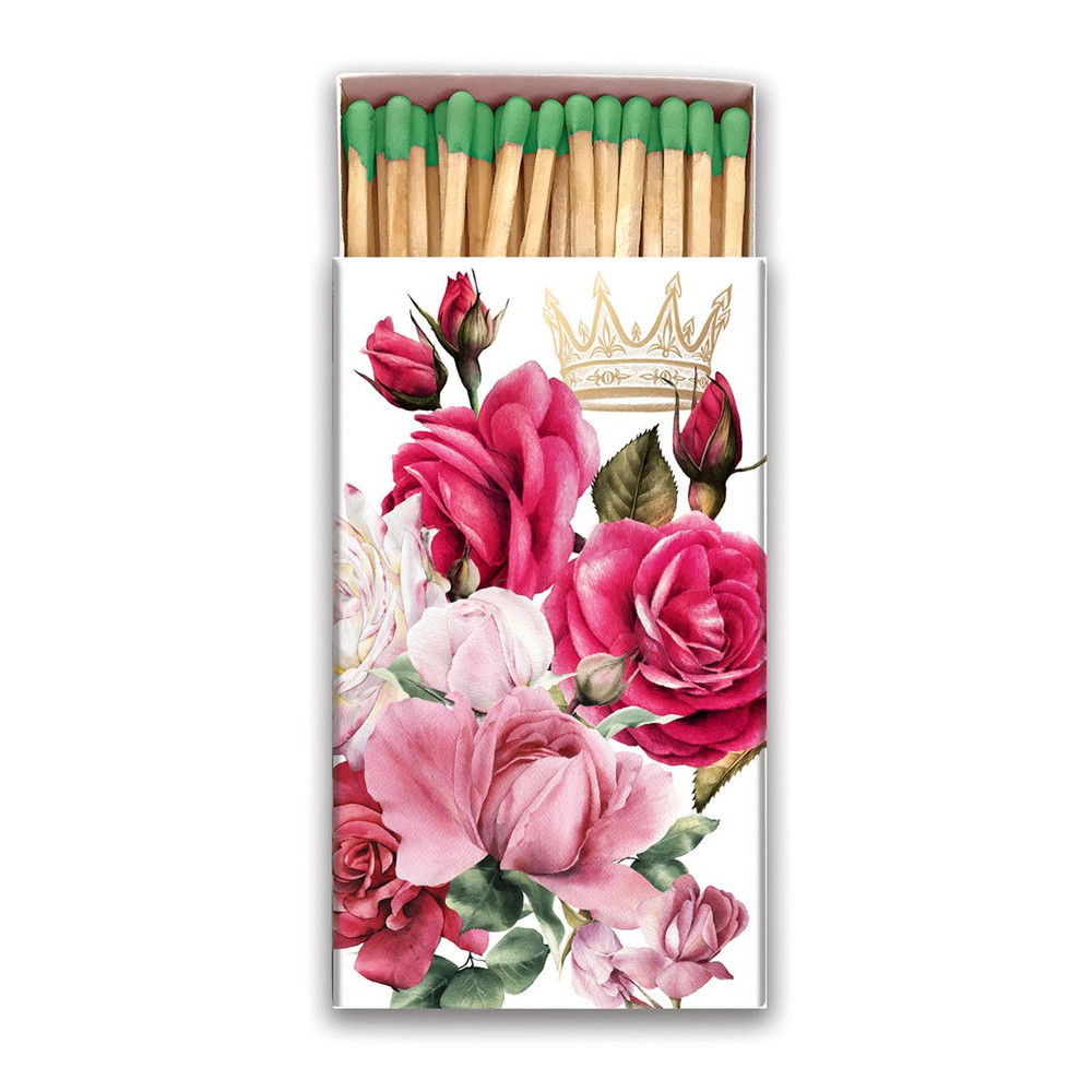 Royal Rose Matchbox