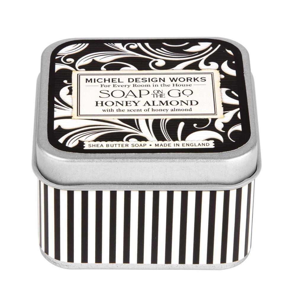 Honey Almond Soap on the Go