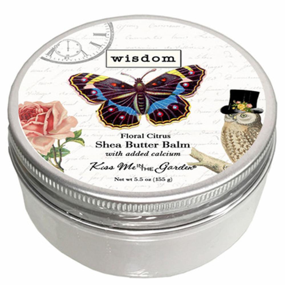 """Words of Wisdom"" Shea Butter Balm - ""Wisdom"""