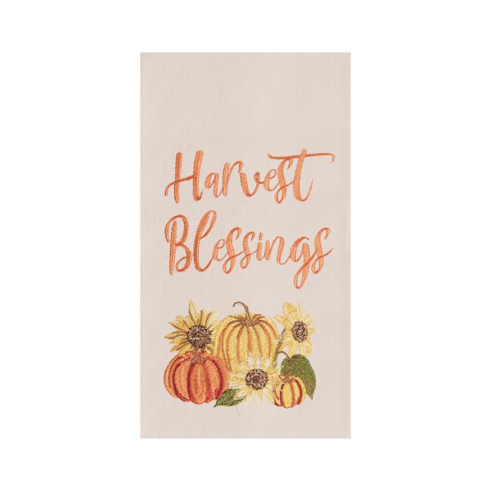 Harvest Blessing Kitchen Towel