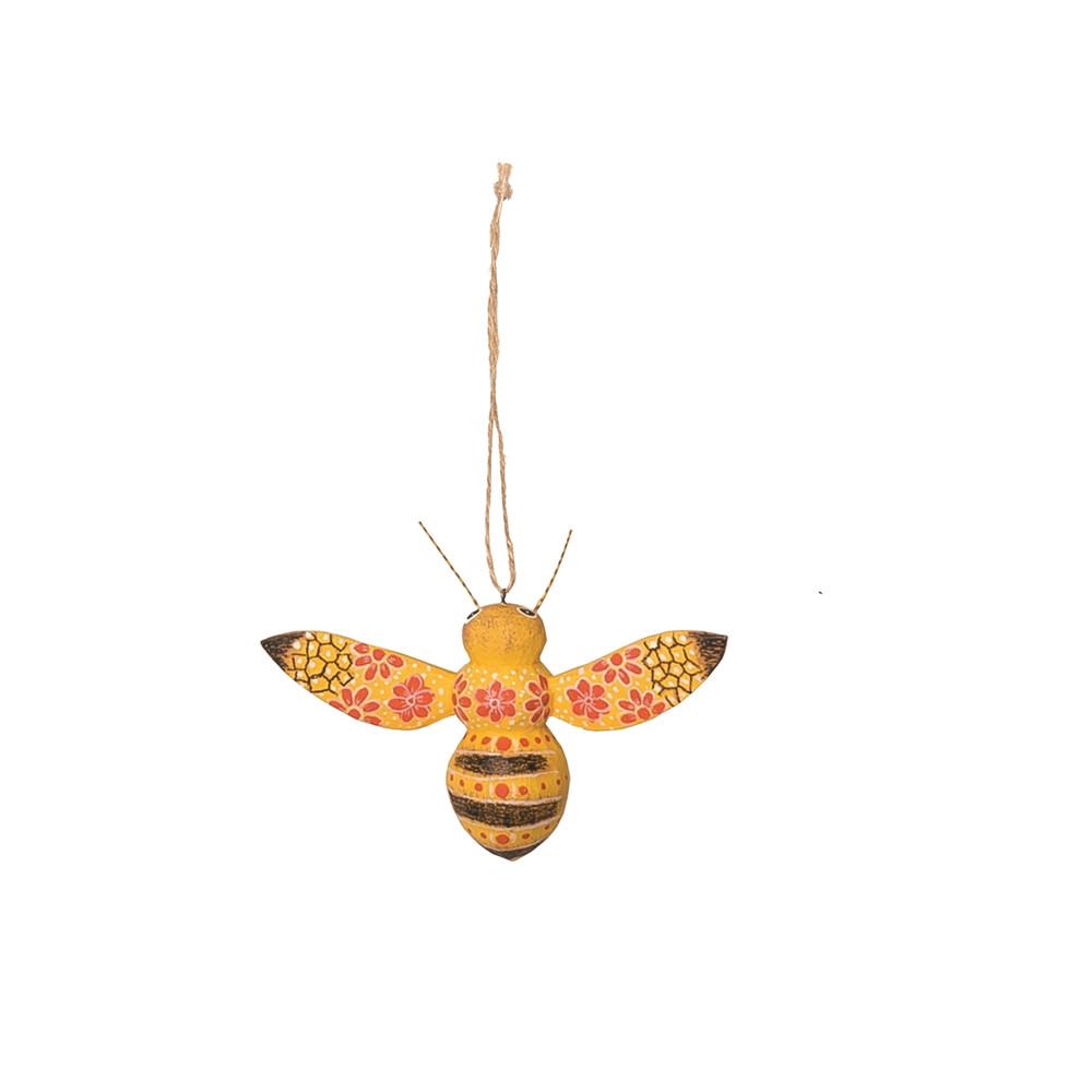 Bumblebee Christmas tree ornament