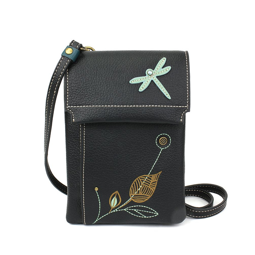 Criss Cell Phone Xbody - Dragonfly - Black
