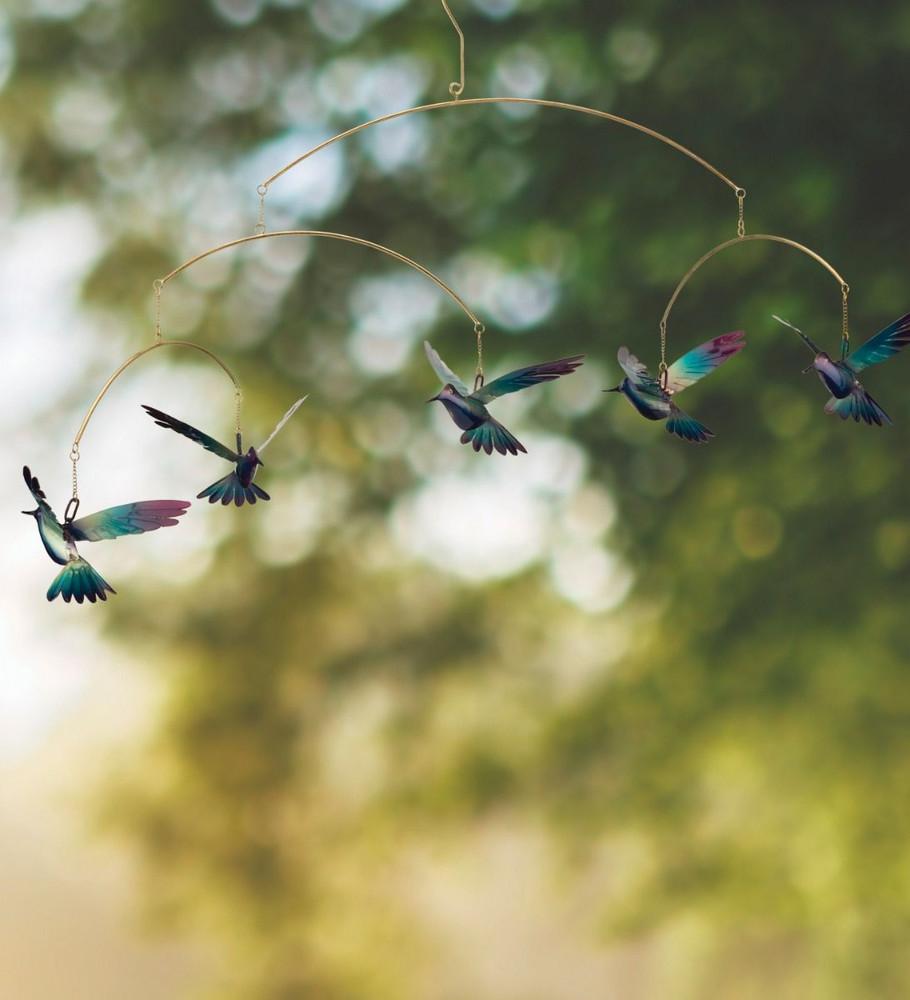 Hanging Mobile - Hummingbird