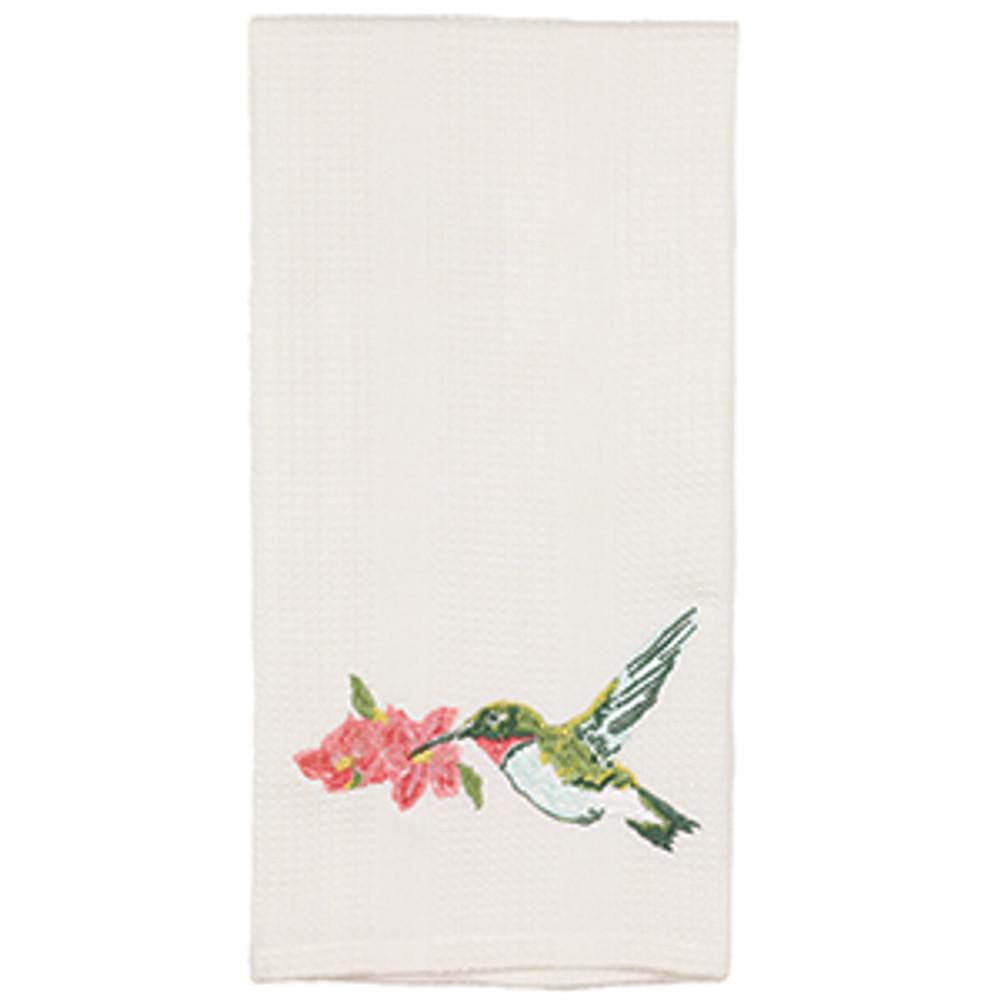 Hummingbird - Kitchen Towel