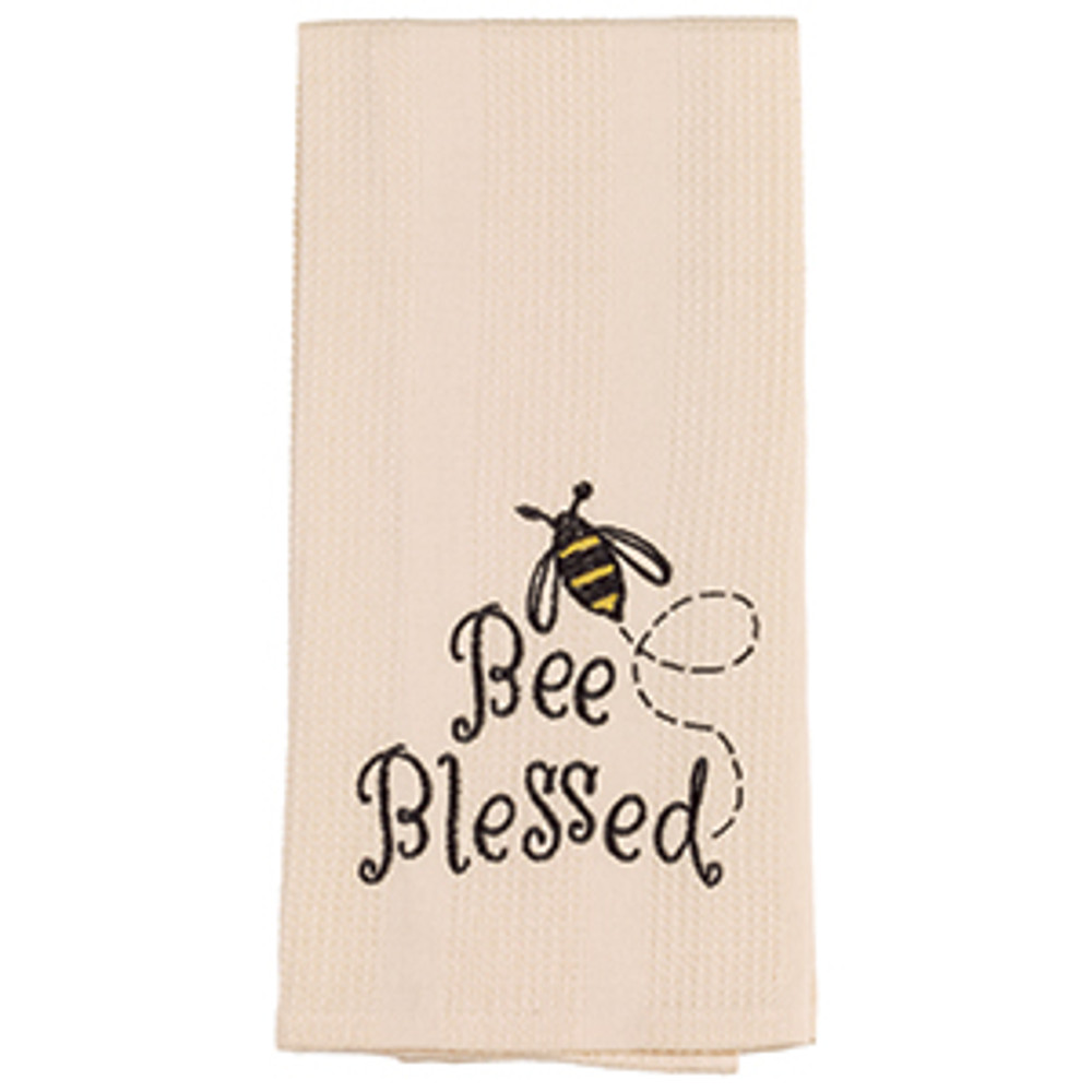 Bee Blessed - Kitchen Towel