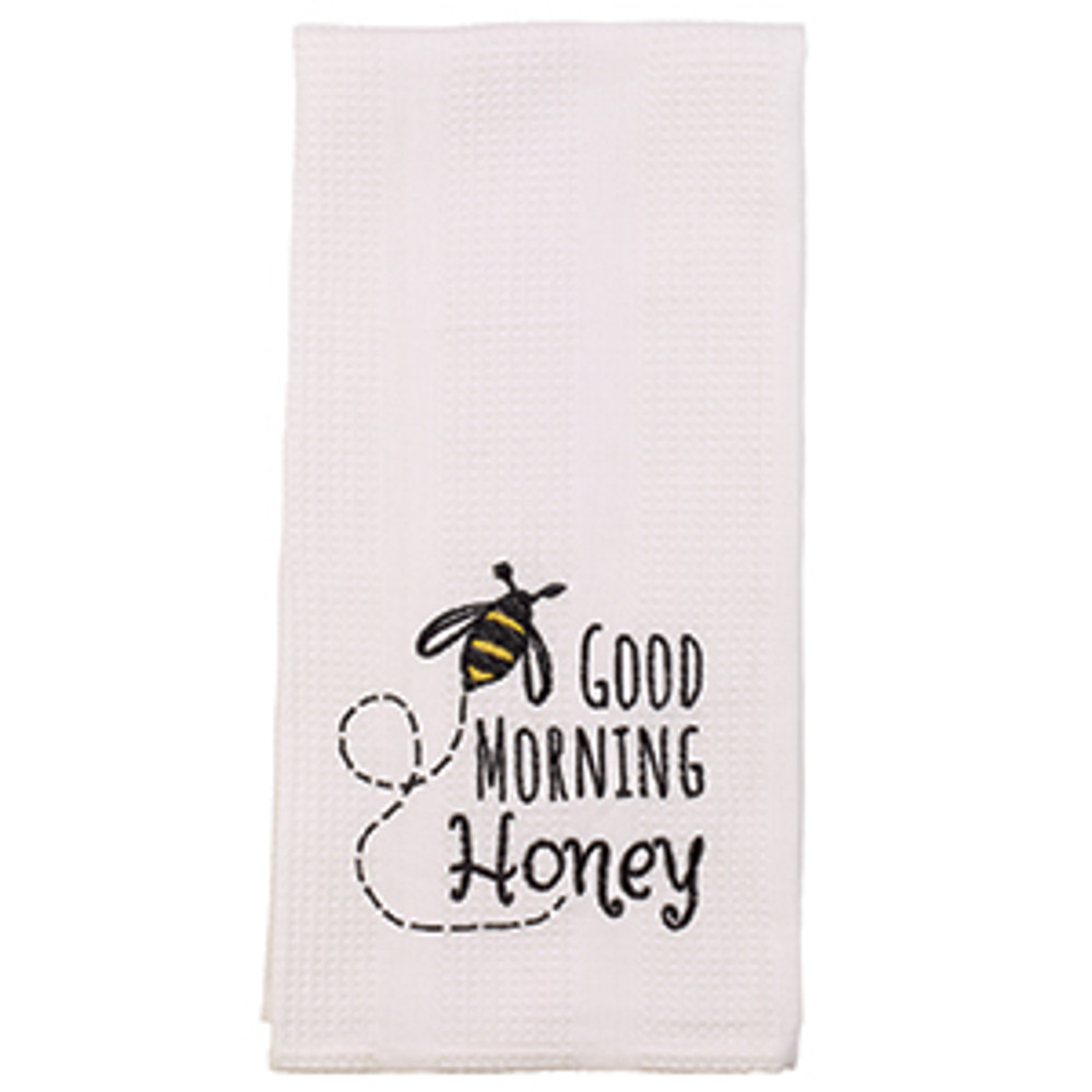 Good Morning Honey - Kitchen Towel