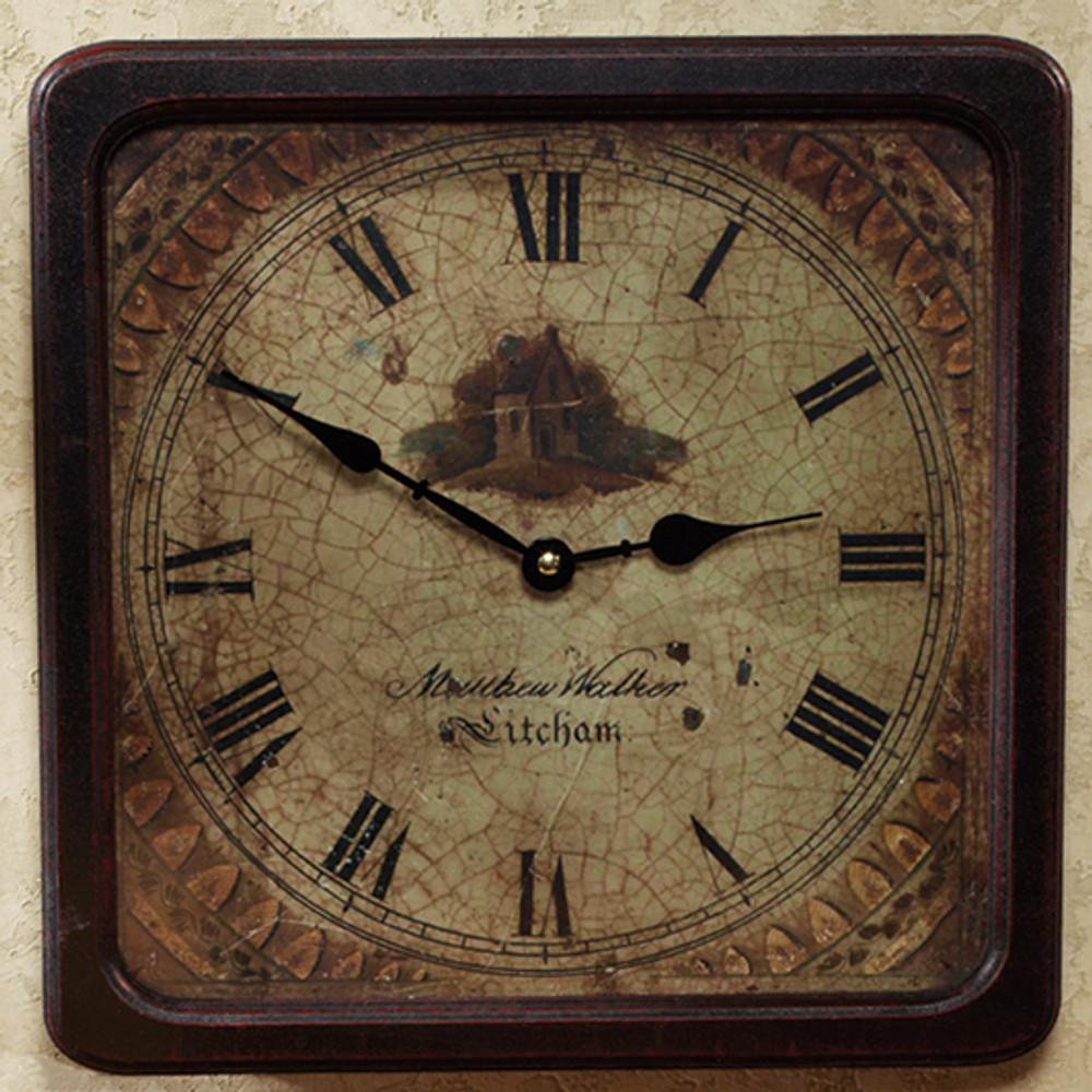 Farm House Clock
