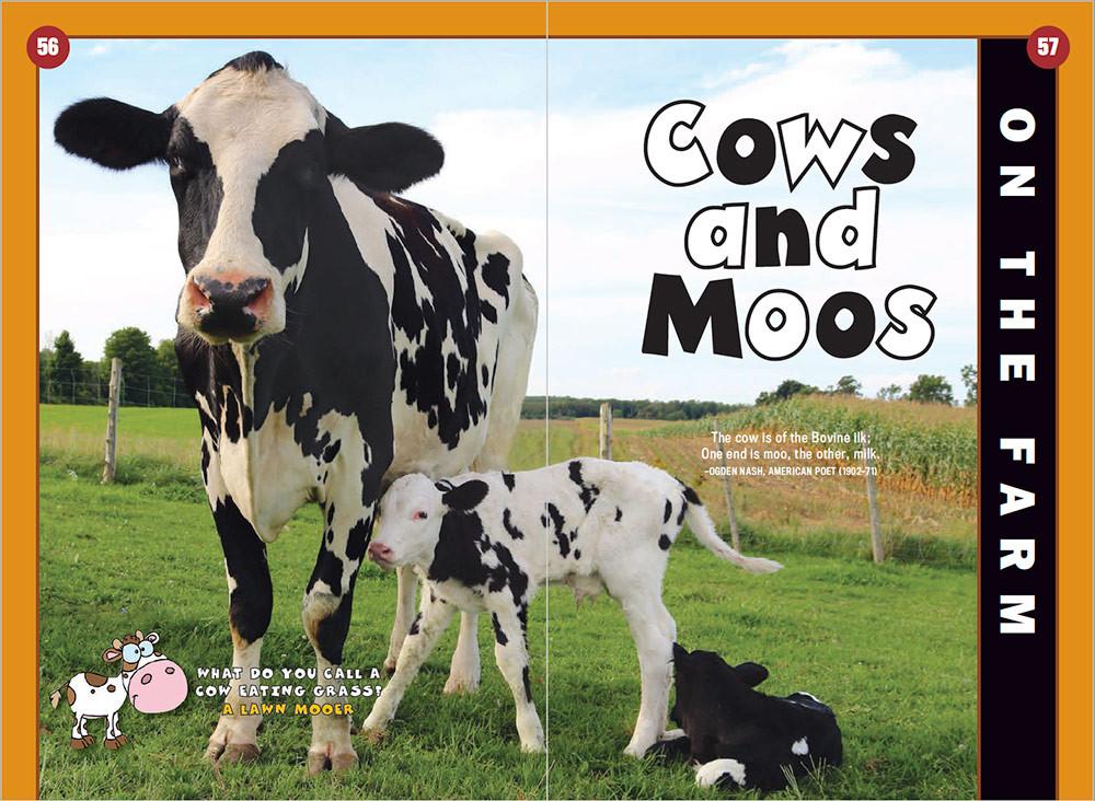 The Old Farmer's Almanac for Kids Volume 9