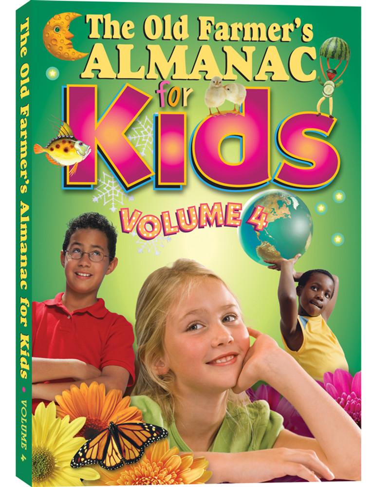 The Old Farmer's Almanac for Kids Volume 4