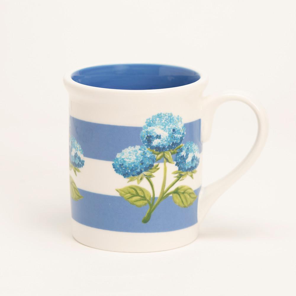 Hydrangea 4.25″ Mug