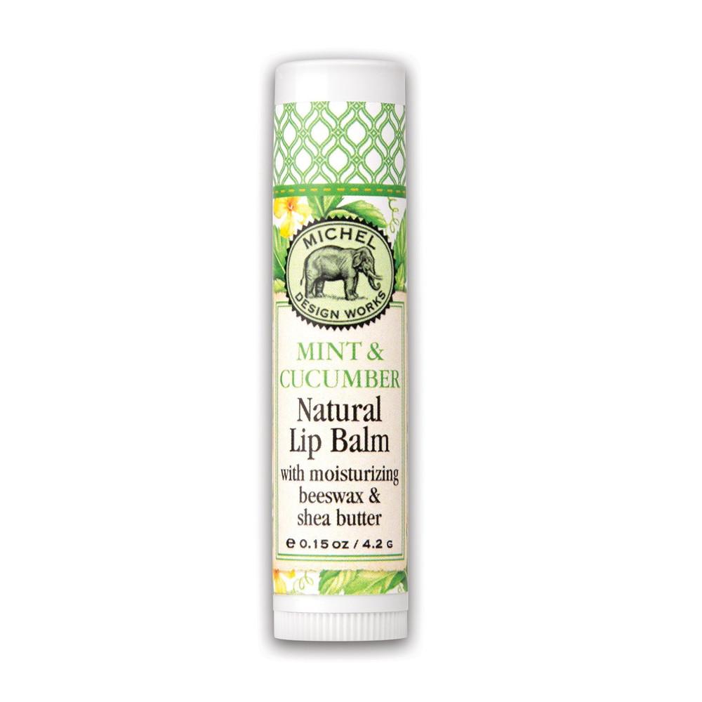 Mint Cucumber Lip Balm