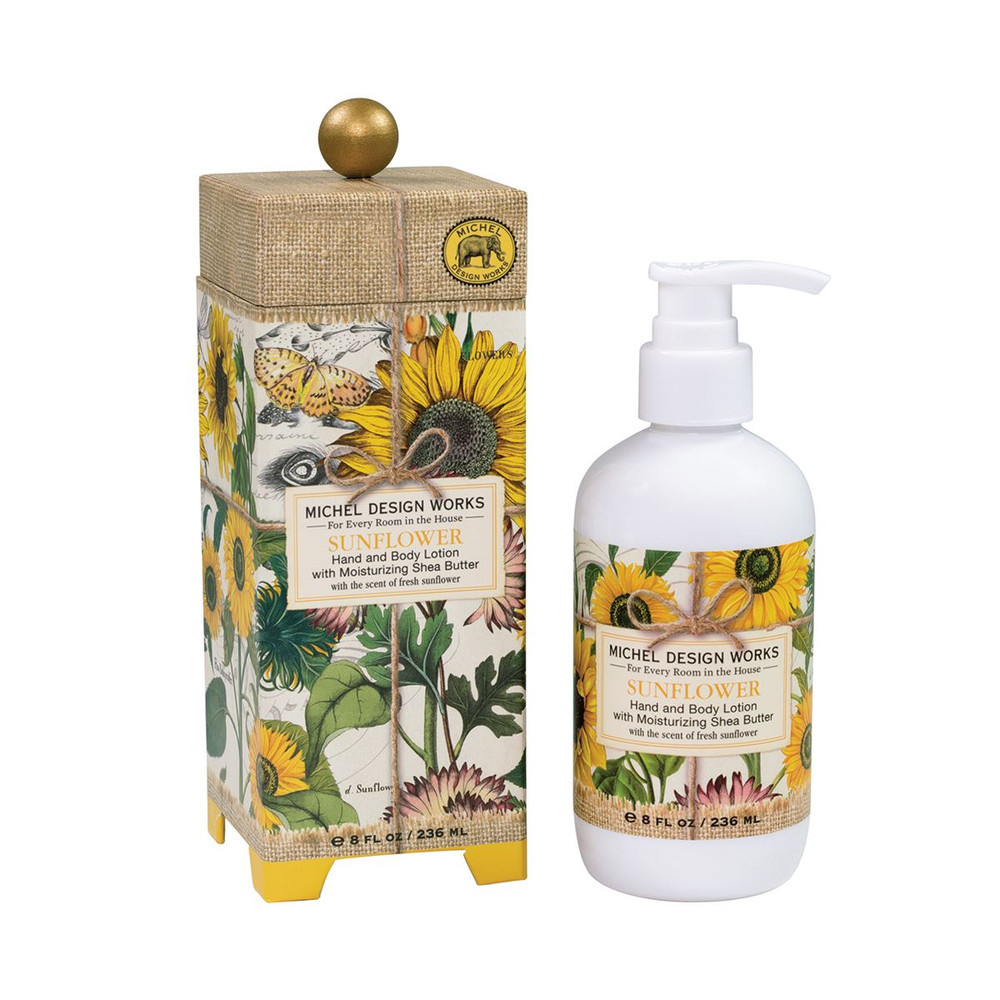 Sunflower Hand and Body Lotion