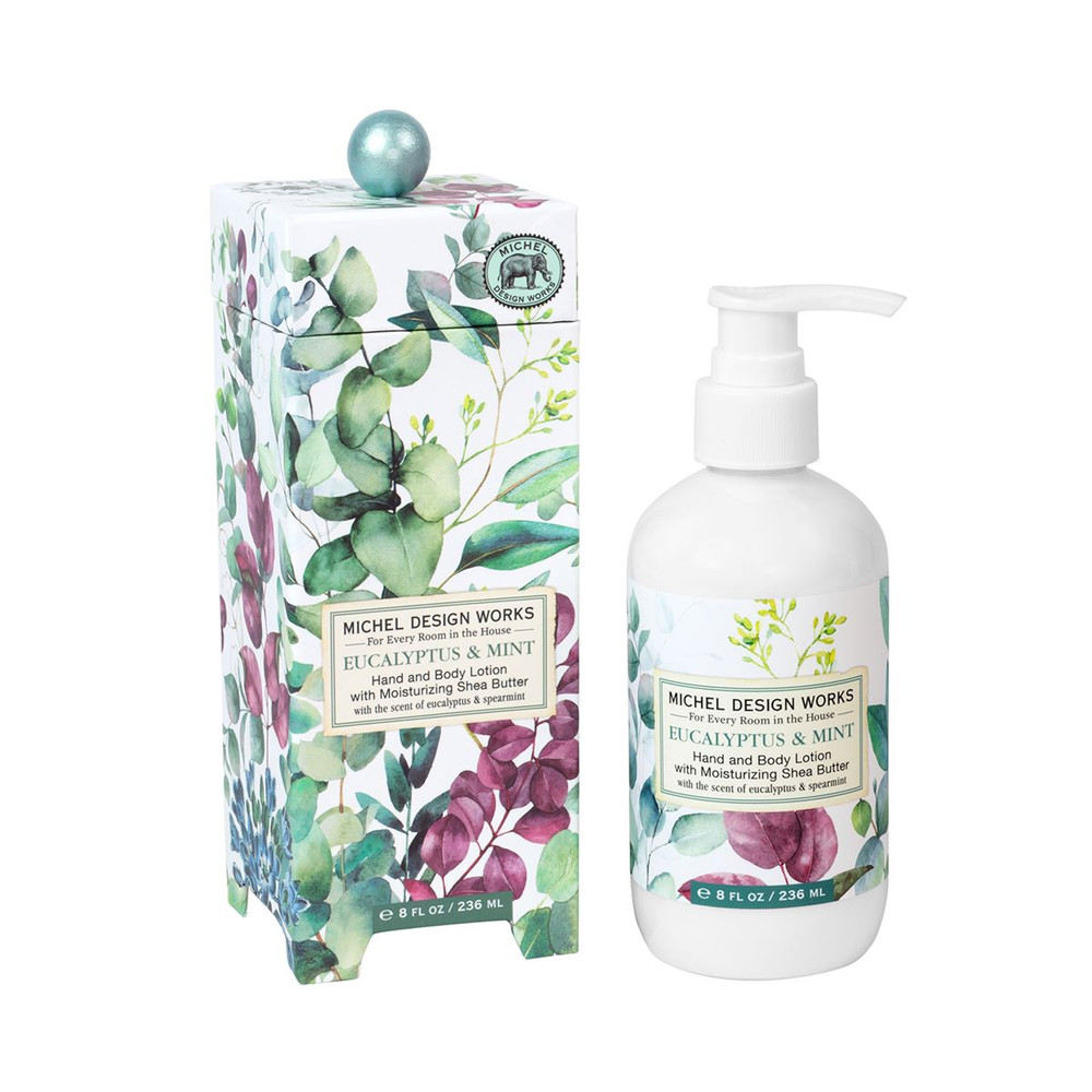 Eucalyptus & Mint Hand and Body Lotion