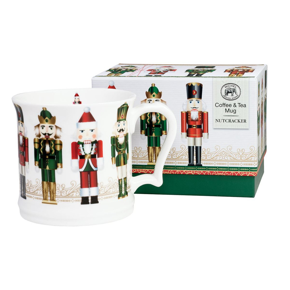 Coffee & Tea Mug - Nutcracker