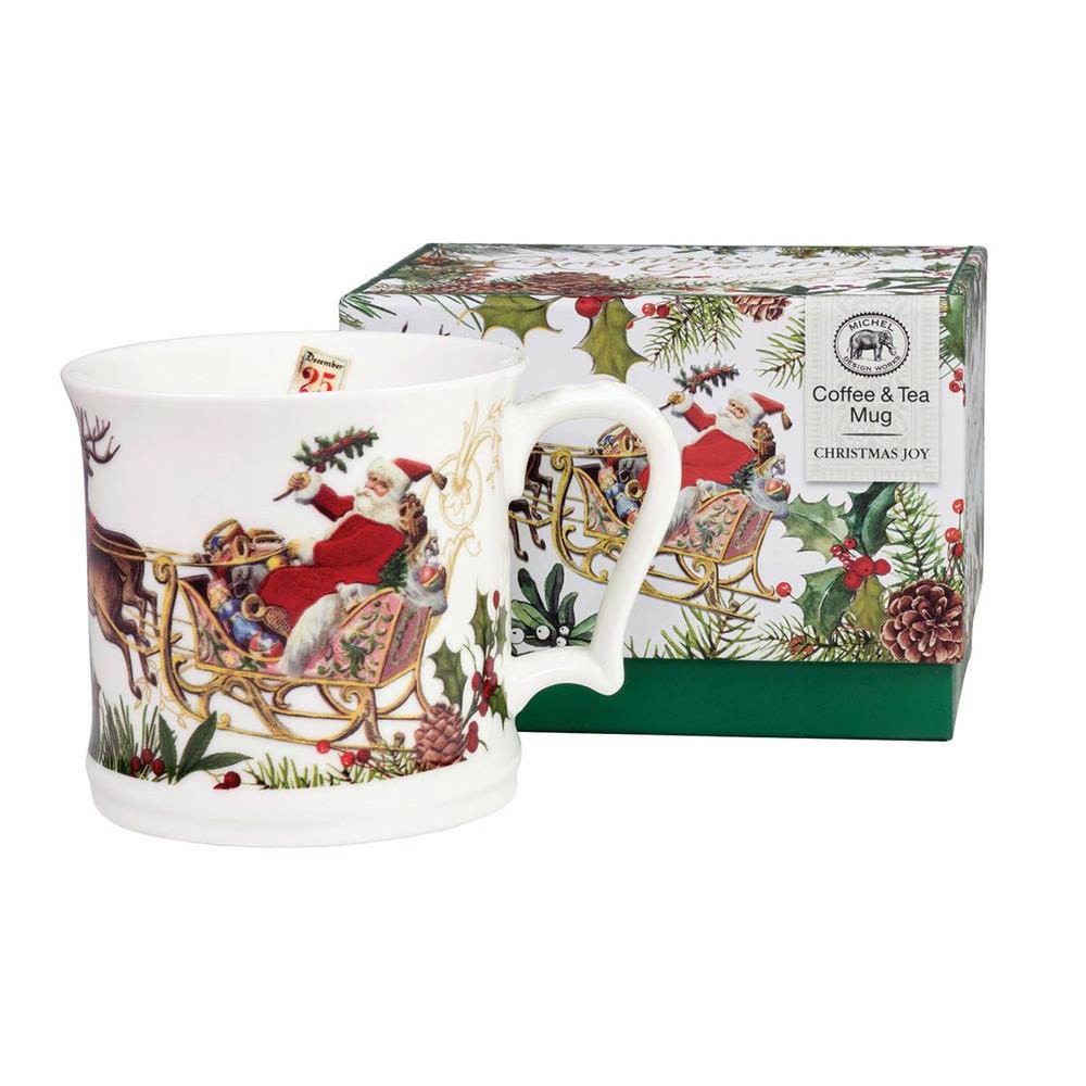 Coffee & Tea Mug - Christmas Joy