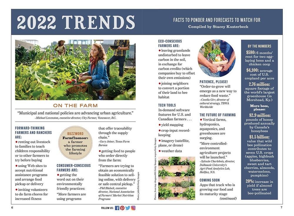 Online Edition - 2022  - The Old Farmer's Almanac