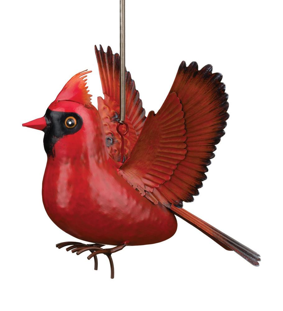 Bird Bouncie - Cardinal