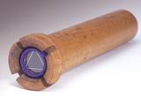 Antique Wood Bobbin Teleidoscope