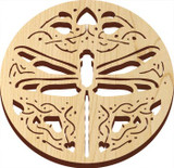 Solace Trivet Dragonfly