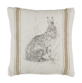 Pillow - The Brown Hare