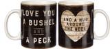 Jumbo Mug - Bushel & A Peck