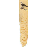 Osprey Wooden Wing Bookmark