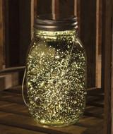 Champagne Mercury Lantern