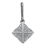 Celtic Knot Zipper Pull