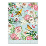Garden Melody Kitchen Towel