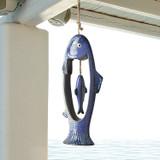 Duo Fish Ceramic Wind Chime