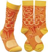 Socks - Sweeter Than Honey