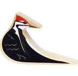 Woodpecker Doorstop