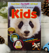 The Old Farmer's Almanac for Kids Volume 8