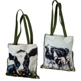 Market Tote - Cow
